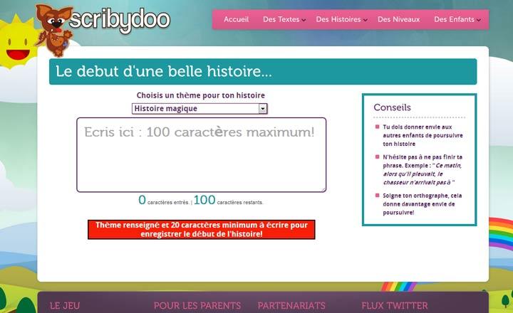 Scribydoo-Ecrire-une-histoire